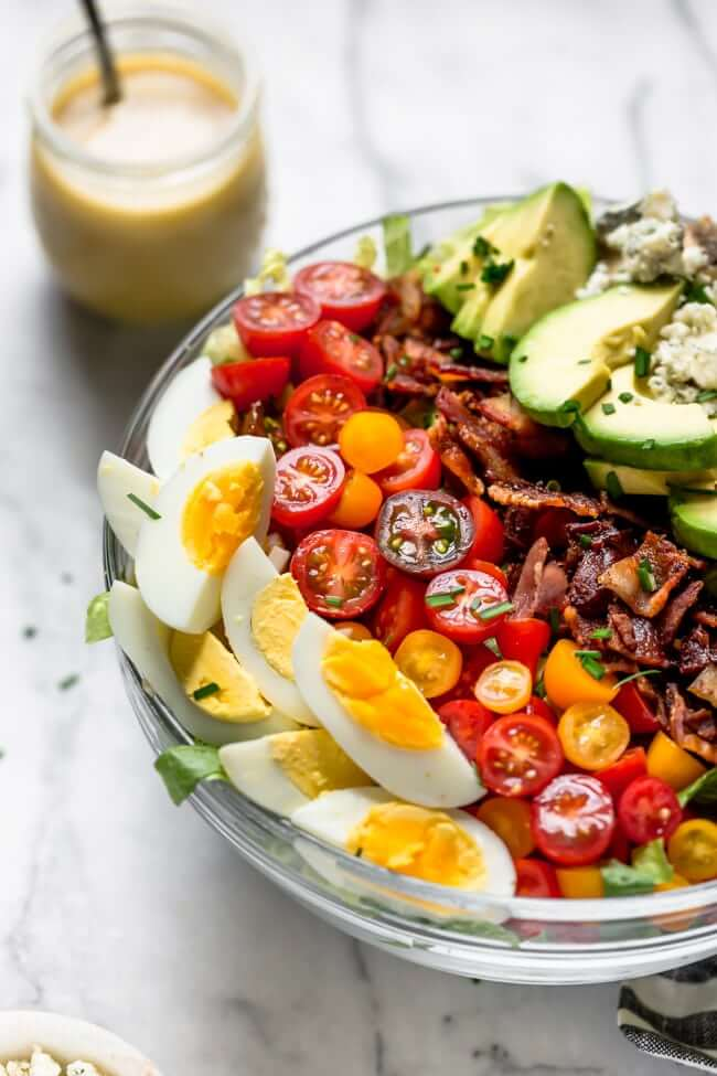 Cobb Salad for A Hearty Meal