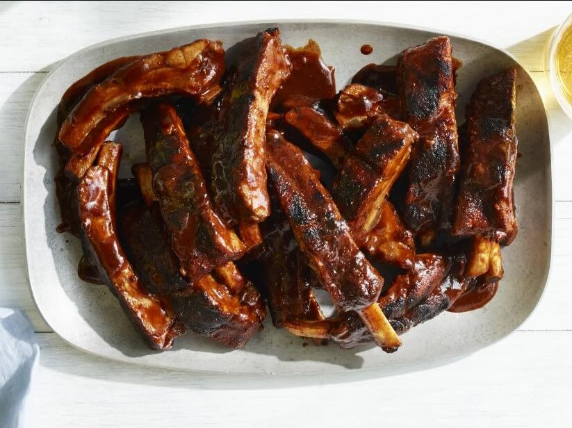 Mouth-Watering Barbeque Ribs