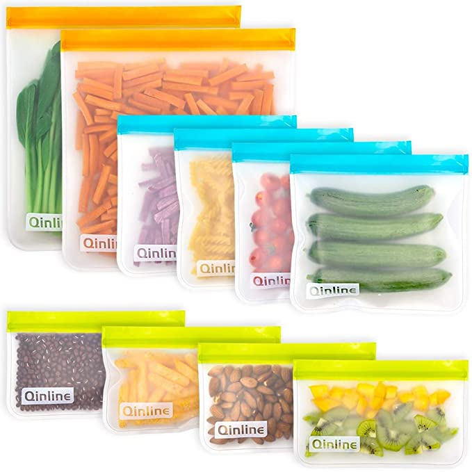 fridge plastic bags