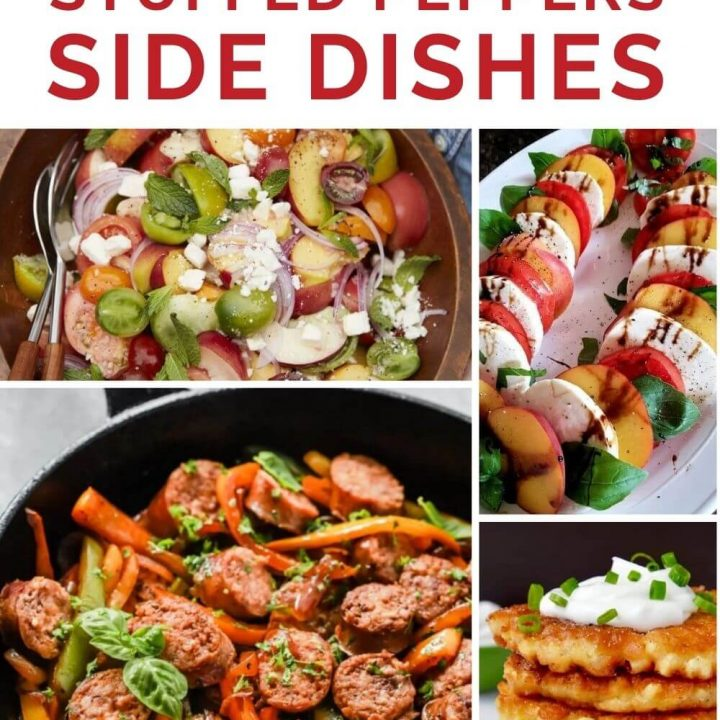 Side Dishes for Stuffed Peppers
