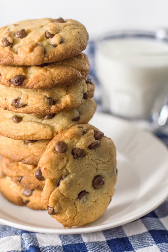 How to make chocolate chip cookie without brown sugar