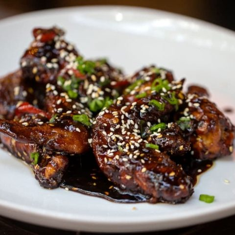 Homemade Soy Sauce Chicken Wings Recipe